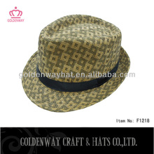 custom small fedora hats sale