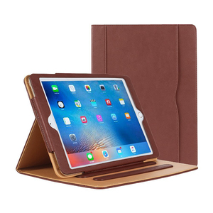 Hotsale Stand Flip PU Skin Cover Case For iPad 5 6 7 Air 2 3 4 Mini