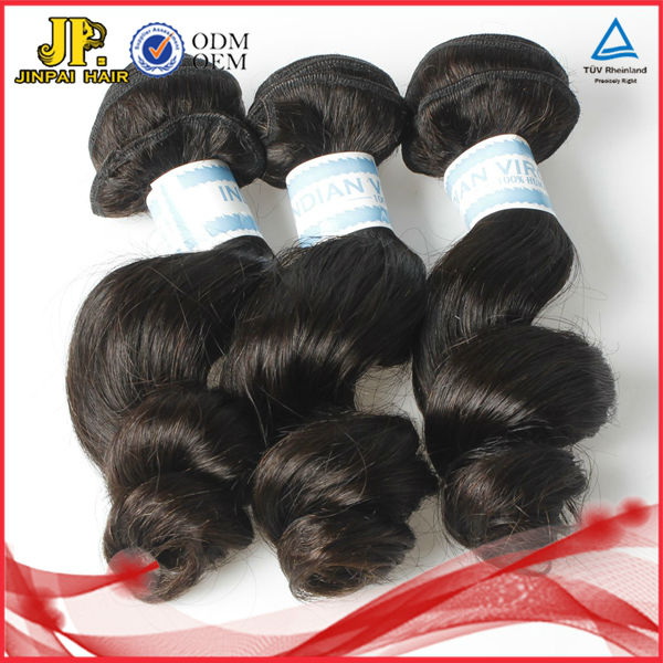 JP Hair Thick Bottom Double Layer Romance Curl Virgin Sweetie Hair