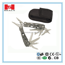 2016 Multifunctional cutting tool, Swiss Army style Folding Pocket Knife