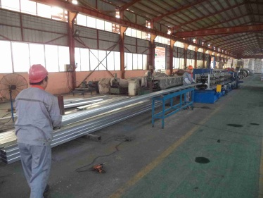 Steel Structure Materials - Steel Sheet Processing