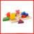 Wholesale early teaching points wooden toys baby for kids on sale