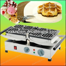 2013 new compact designed rotating waffle maker