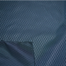 embossed polyester imitation memory fabric for waterproof material umbrella fabric