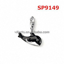 Alibaba website charms for jewelry making slide letter charms