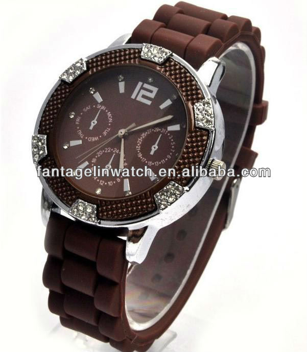 hotsale fashion Lady Jewelry Watch 2013