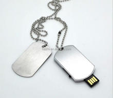 The Expendables Necklace Pendant Dog Tag USB Flash Thumb Drive