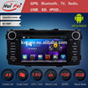 Capacitive Touch Screen Double Din Auto Radio Car Dvd For Toyota Hilux 2012 Android 4.2.2 OS