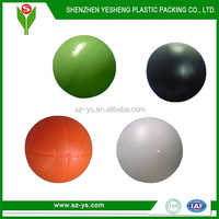 200mm clear plastic christmas ball
