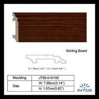 Mahogany Skirting Board for Interior Decoration
