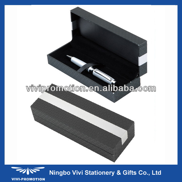 Luxury Gift Packaging Box, Paper Pen Box (BX010)