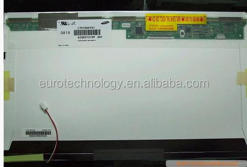 Original LTN160AT06 A01 B01 W01 H01 U01 U02 U03 HSD160PHW1 16.0 Display Panel Laptop LCD para ASUS N61VG N61J X66IC