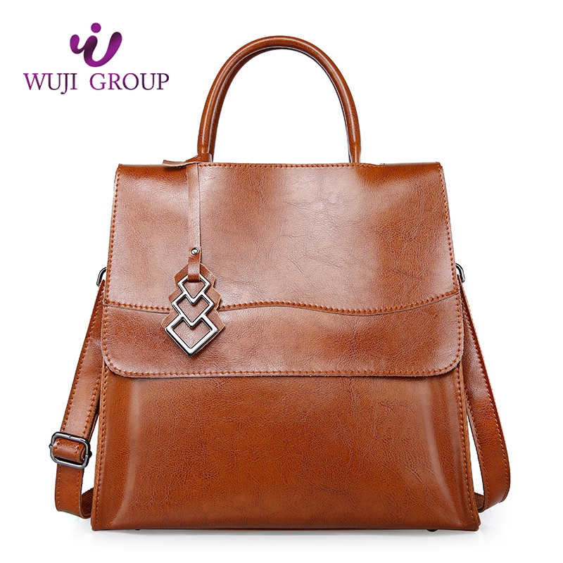 Multi Colour Top Grain Leather Unique Ladies Online Oversize Shopping Tote Bag