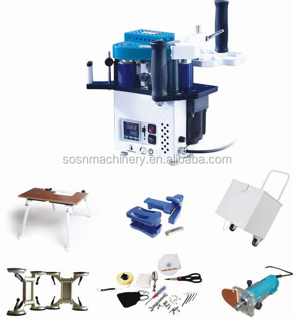 Woodworking Machine PVC Handheld Portable Edge Bander