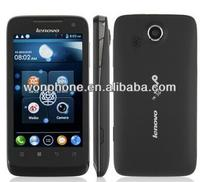 100% original Lenovo A789 Mobile Phone with MTK6577 dual core dual sim Android 4.04