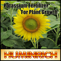 Huminrich 100% Water Soluble Potassium Humate /Humic Acid Powder