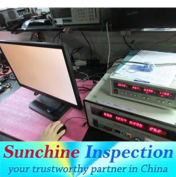 Final Random inspection test service for metal wind spinner in Jinhua
