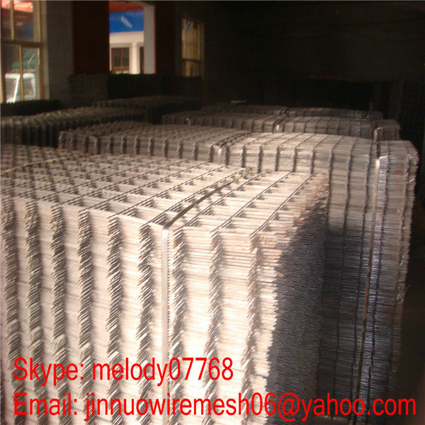 Jinnuo welded wire mesh panels in 9gauge