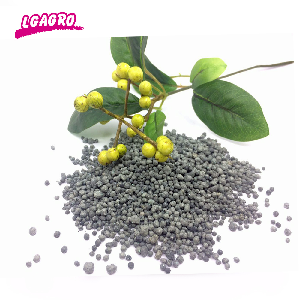 Control release Cu Zn B granular coated fertilizer