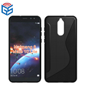 Soft S Line TPU Case Cover For Huawei Nova 2i / Honor 9i / Mate 10 Lite / Maimang 6