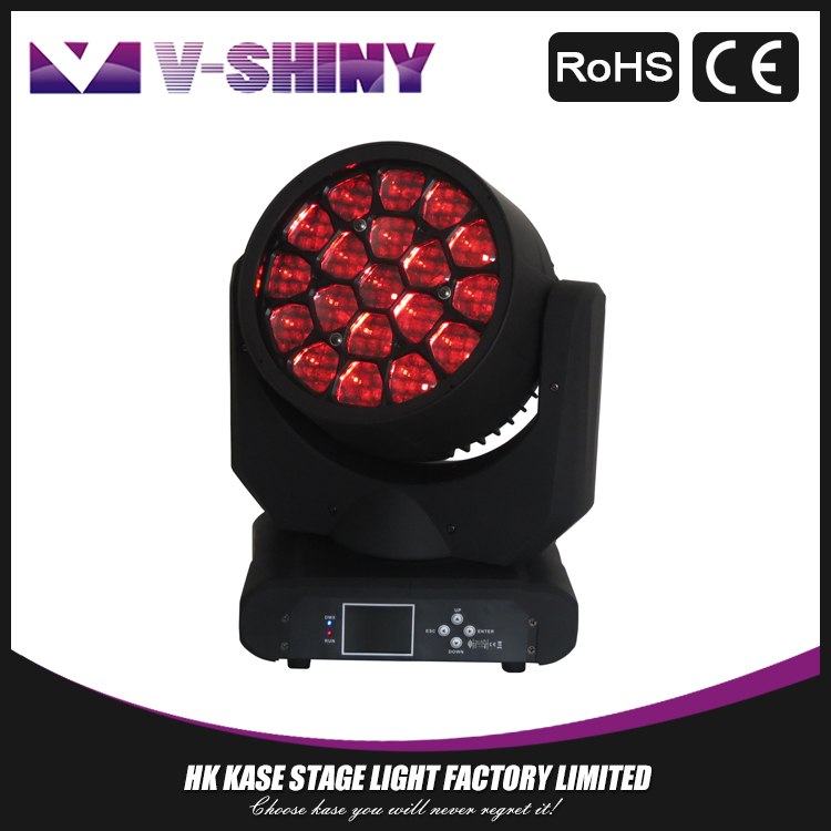 12W19 RGBW multi pattern mini laser stage lighting