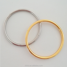 Wholesale Metal Weled O Rings Hoops Craft Metal Hoops for Handbag Dream Catcher