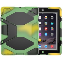 Heavy Duty Drop Proof Durable Cover For iPad Safety Cover for Apple