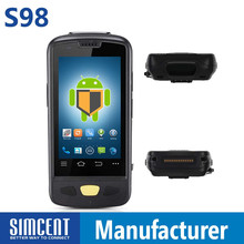 Hot sale China barcode scanner with WIFI BLUETOOTH 3G GPS/AGPS