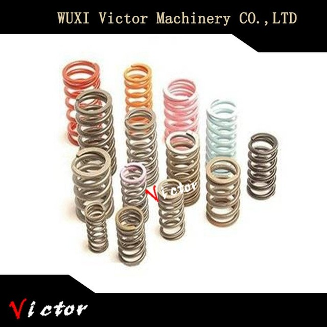 customed made high quality steel wire tension and torsion art and craft metal spring