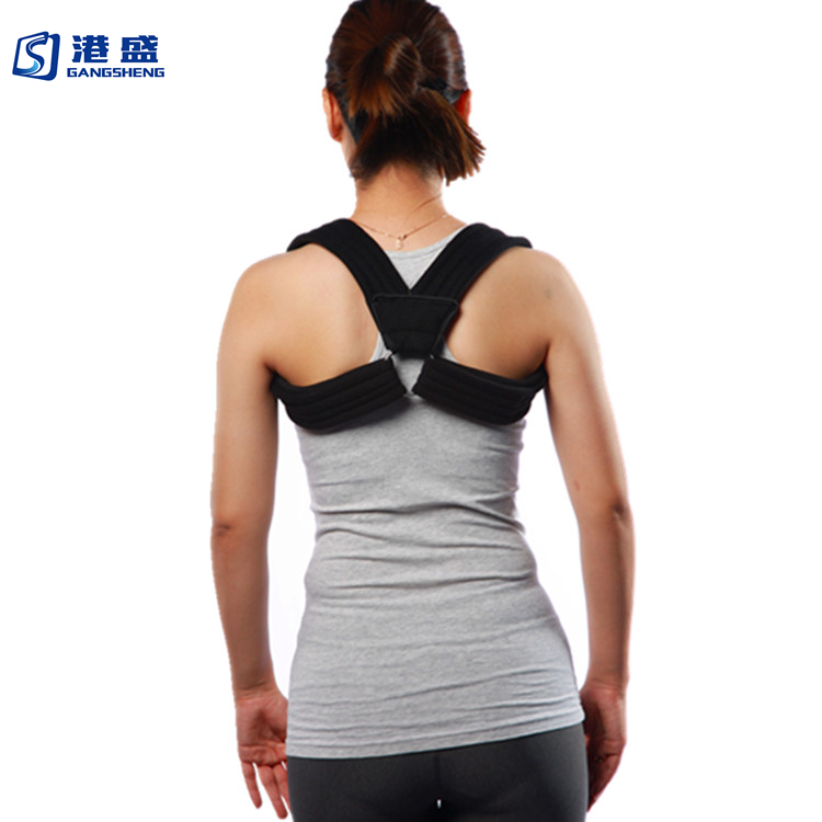 Factory Sale Good quality breathable clavicle brace support strap posture Corrector