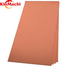 0.5mm thickness width1220mm C11000 red copper sheet for decorated roof