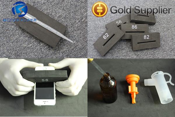 2016 Nano technology Mobile Phone vacuum nano material waterproof nano coating machine