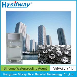 Silway 715 Potassium methyl silicate 52% organic silicon waterproof agent with high performance
