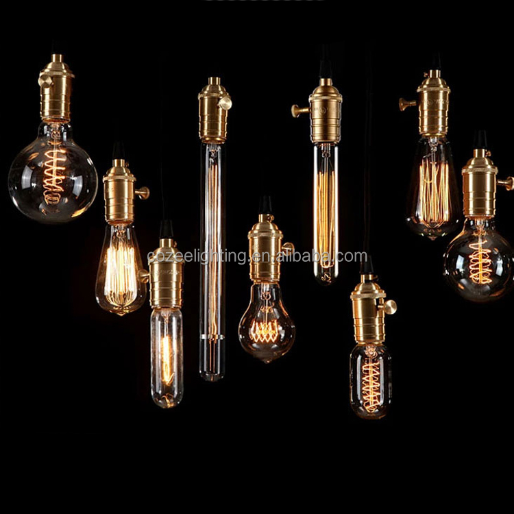Classic Vintage Style Edison Led Light Bulbs E26 E27 Series For Chandelier Lighting At Cheap