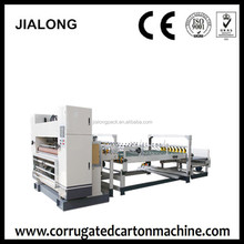 hebei province NC single facer paperboard slitter and cutter machine /corrugated carton box machine