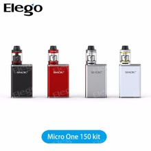 2016 hottest selling!Top Selling Vape Kit Smok MICRO ONE 150 KIT for wholesale from elego