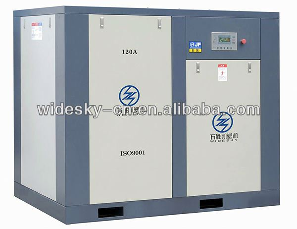 Hydropower And Nuclear Power Plant Usage Air Compressor