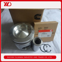 Genuine diesel Engine Piston 4309095 for motor spare parts