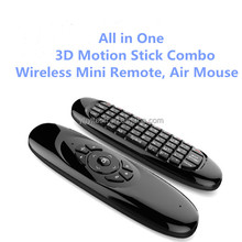 china supplier wireless air mouse for lg smart tv 2.4GHz wireless bluetooth air mouse