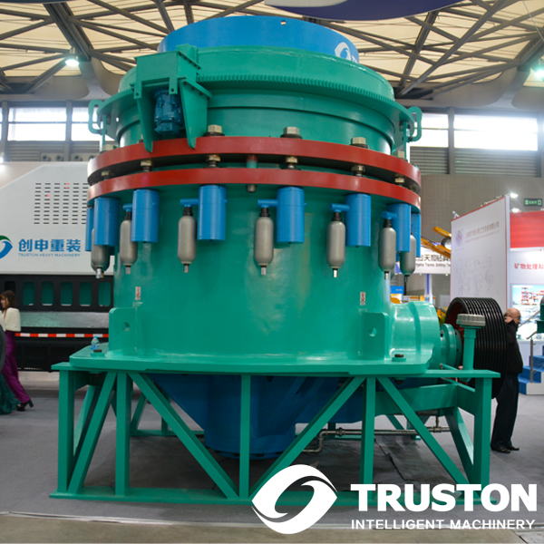 Muti-cylinder Hydraulic cone crusher main shaft