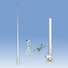 High Quality 1.1 Meter 156-163Mhz ABS Material Waterproof VHF Marine Antenna