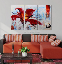 Abstract Oil Painting Decorative Oil Painting