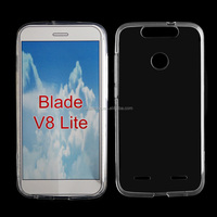 Mobile Phone Case Factory Waterproof Transparent TPU Case Cell Phone Case for ZTE Blade V8 lite, Mobile Phone Accessories
