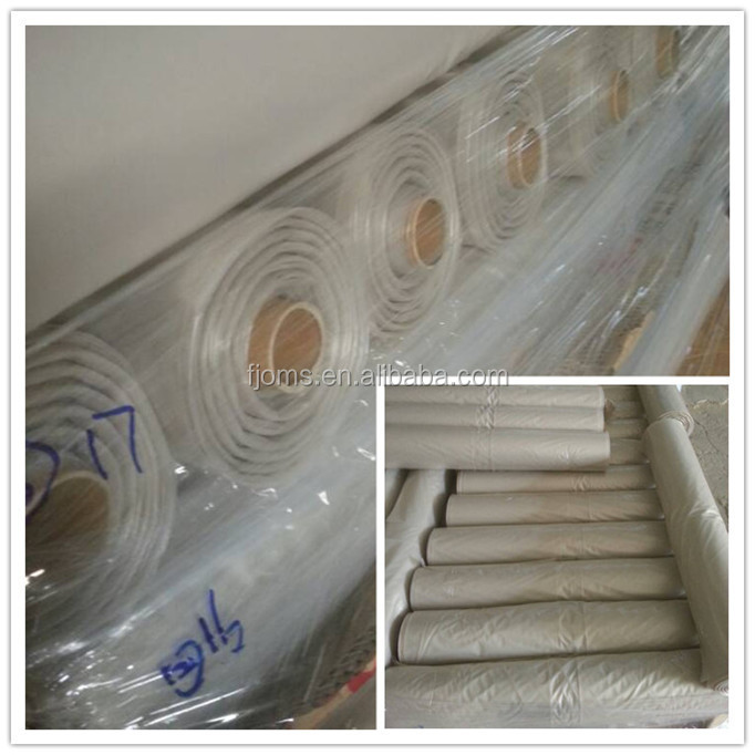 20ft x 100ft x 6mil Clear Plastic Sheeting for construction film