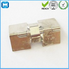 Free Shipping Miniature Metal Spring Hinges For Cigar Box