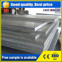 5052 mill finish high hardness aluminium sheet for trailers