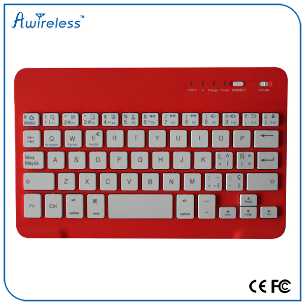 2016 Universal Wireless Bluetooth Keyboard For Apple iPad Mini 2 3 4 Air