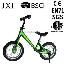 2015 fashion mountain bike design green color high quality toddle balance bike mini mountain bike