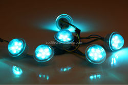 HOT wireless programmable led ligh string;d35 led light string 5v for amusement park