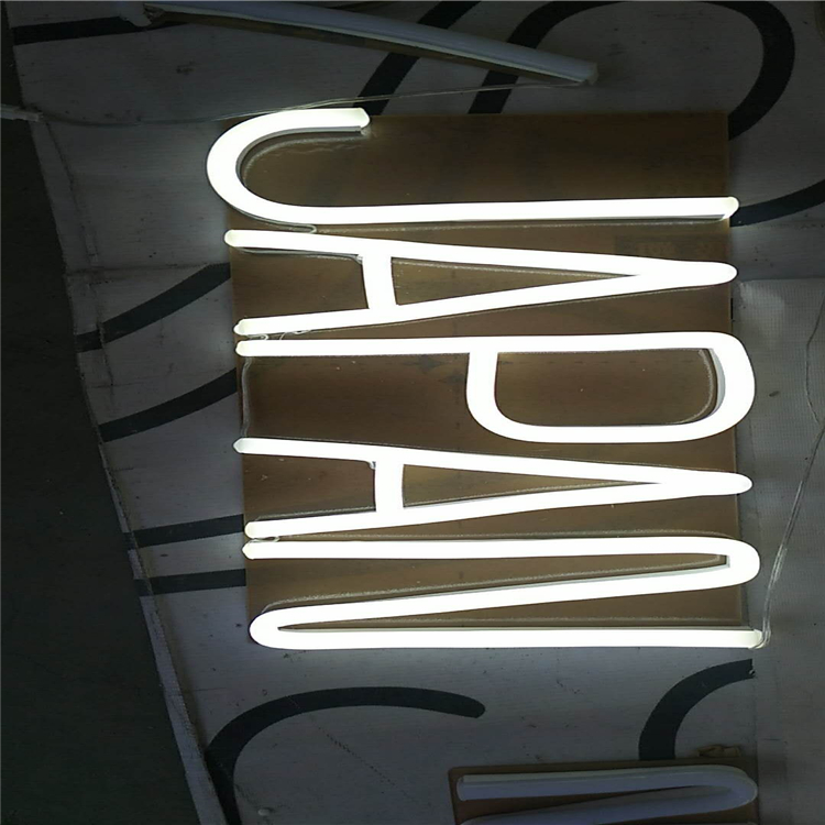 China custom led neon <strong>sign</strong> shop sweet wedding chain company advertising signboard japanese neon <strong>sign</strong>